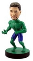 Green and Mean custom bobble head doll