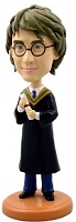 Graduation male with diploma custom bobble head doll