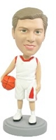 Basketball 3 bobble head doll