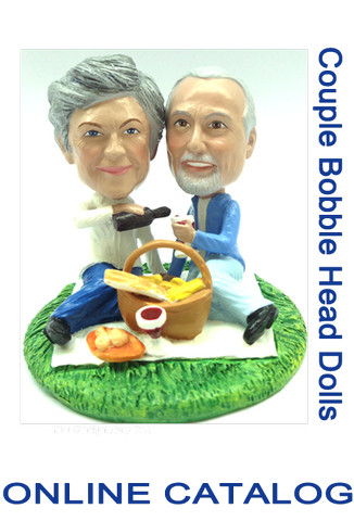 Custom Bobble - Couples