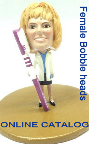 Custom Bobble - Women