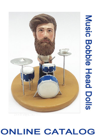 Custom Bobble - Music
