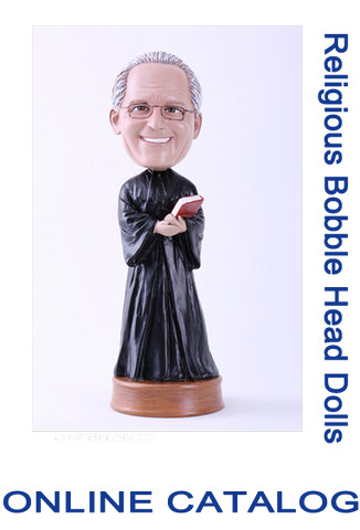 Custom Bobble - Religious
