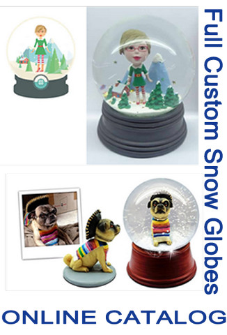 Snow Globe - Full Head to Toe