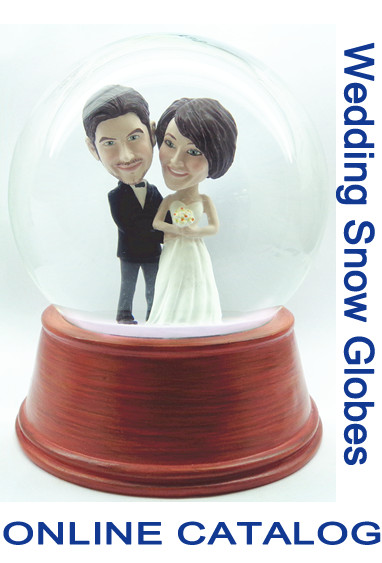 Snow Globe - Weddings