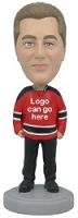 Hockey Jersey custom bobble head doll