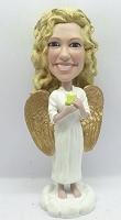 Angel custom bobble head doll 2