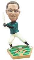 Baseball player Batting bobblehead