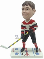 Hockey Jersey custom bobble head doll  5