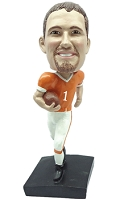Football custom bobble head doll 6