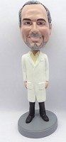 Doctor custom bobble head doll 9