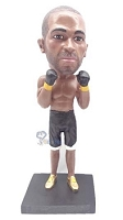 Boxer custom bobble head doll 2