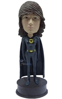 Bat-girl  Female custom bobble head doll