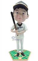 Baseball Batter custom bobble head doll  2
