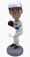 Baseball Pitcher custom bobblehead 7