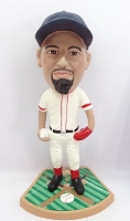 Baseball player Standing bobblehead