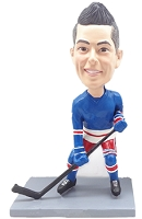 Hockey Jersey custom bobble head doll  4