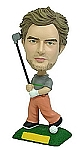 Golf custom bobble head doll 2