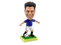 Soccer Man custom bobble head doll  2
