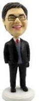 Executive bobblehead 4 custom bobble head doll