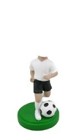Soccer custom bobble head doll 2