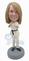 The Karate custom bobble head doll 6