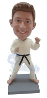 The Karate custom bobble head doll 3