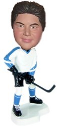 Hockey custom bobble head doll