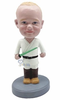 Star Wars Male custom bobble head doll