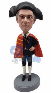 Bull Fighter / Matador custom bobble head doll