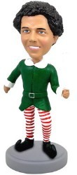 Elf custom bobble head doll